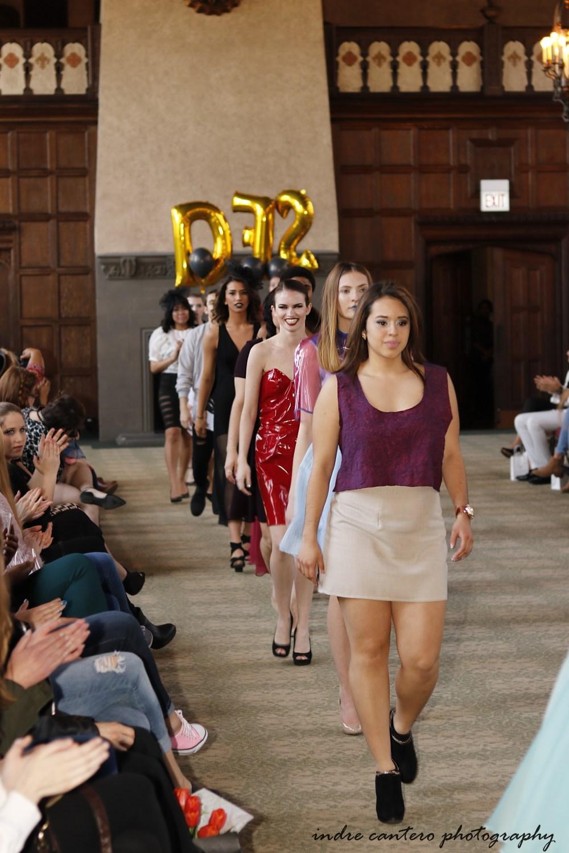 depaul fashion show