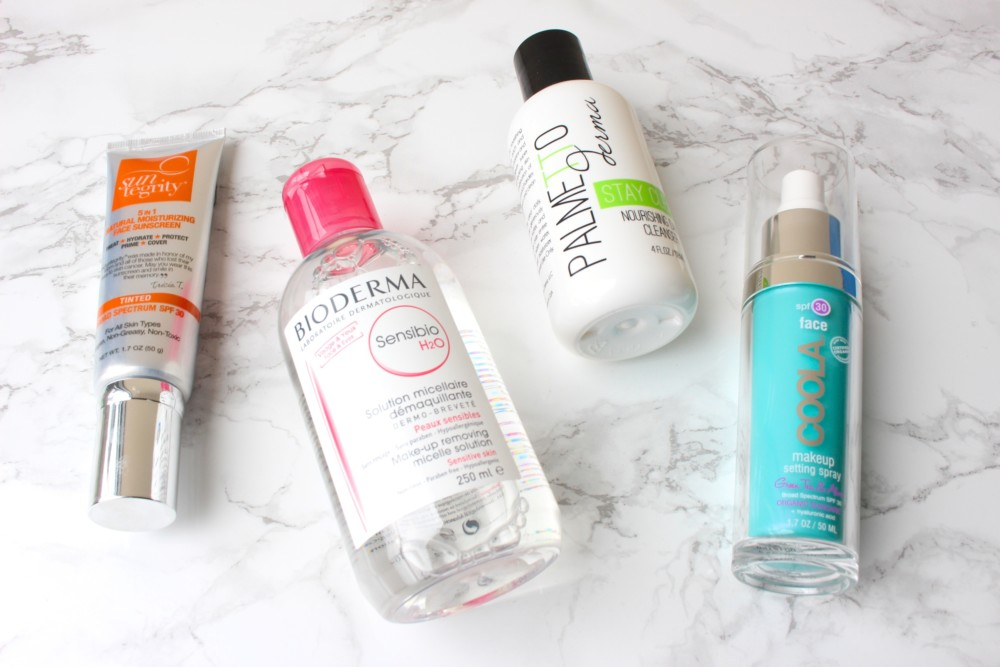 My Favorite Summer Skincare Products