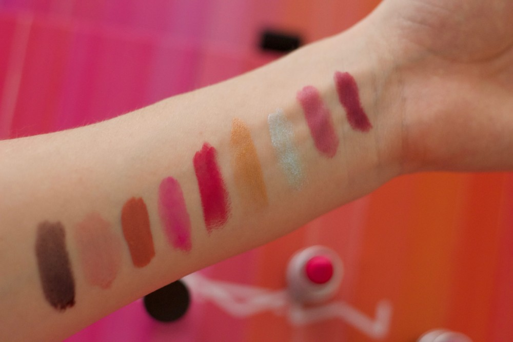 My Favorite MAC Lipsticks for Summer