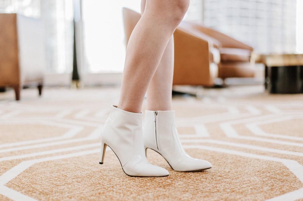 Trend I Love: White Boots