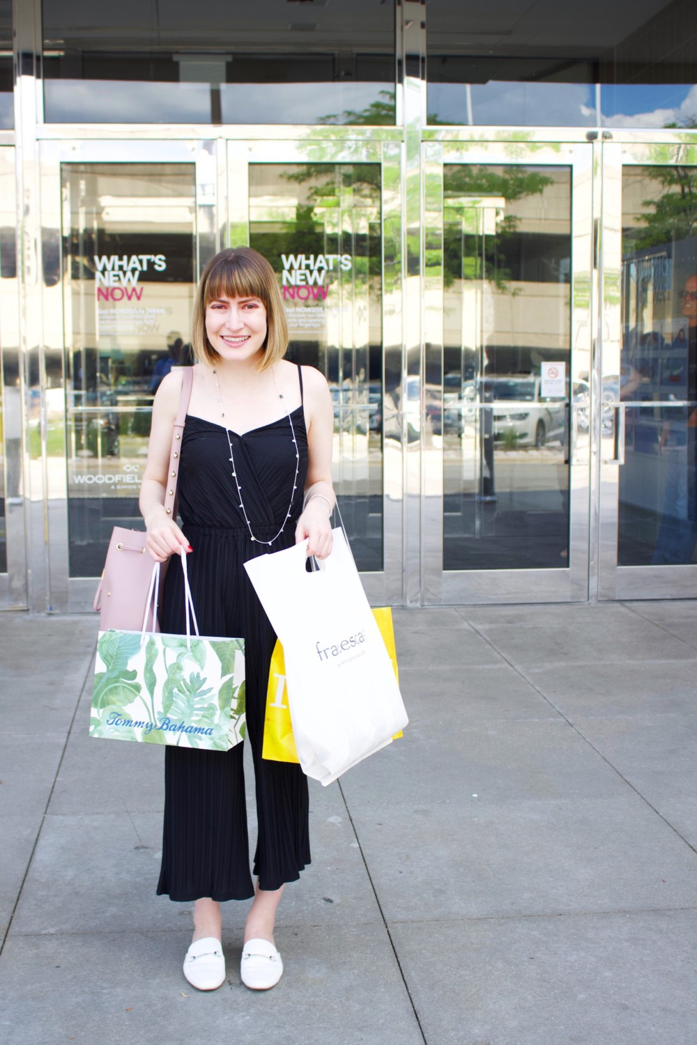 Summer Shopping at Woodfield Mall - Allie's Fashion Alley