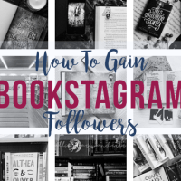 How To Gain More Followers in Bookstagram!