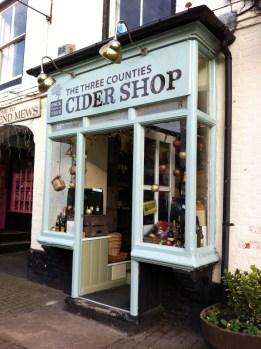 Three Counties Cider Shop