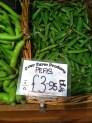 Over Farm peas