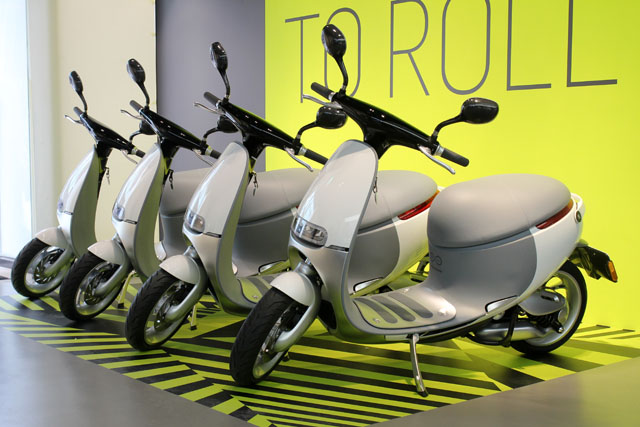 Gogoro Smartscooter - Specifications. Price and Details