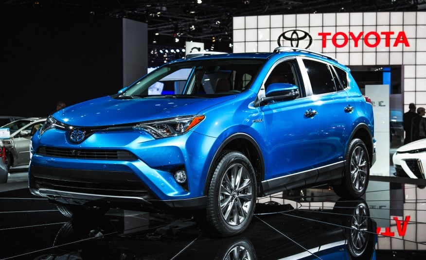 Toyota RAV4 2016 - Price. Specifications and Release
