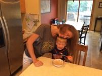 Logan, age 4