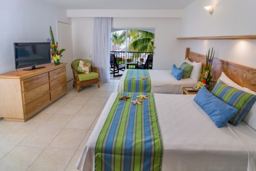 Beachscape Kin Ha Villas and Suites standard room