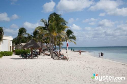 Dreams Tulum beach
