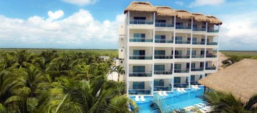El Dorado Maroma Villa 12 pool