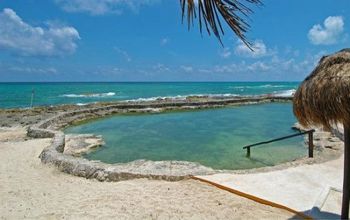 El Dorado Royale salt water pool