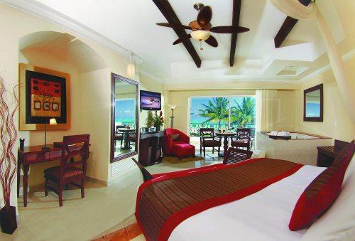 THE Royal Playa del Carmen guest room