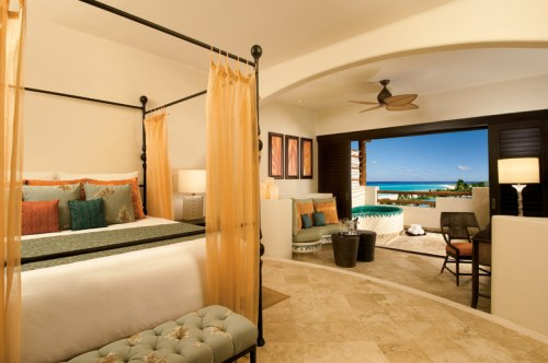 Secrets Maroma Preferred Club Jr. Suite OV