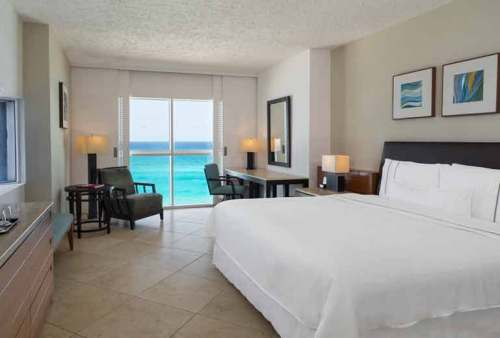 The Westin Resort and Spa Cancun Deluxe King room