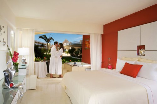 Temptation Resort Spa Cancun Jacuzzi Suite