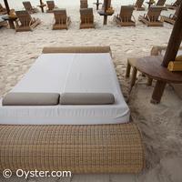 Iberostar Grand Hotel Paraiso beach chairs