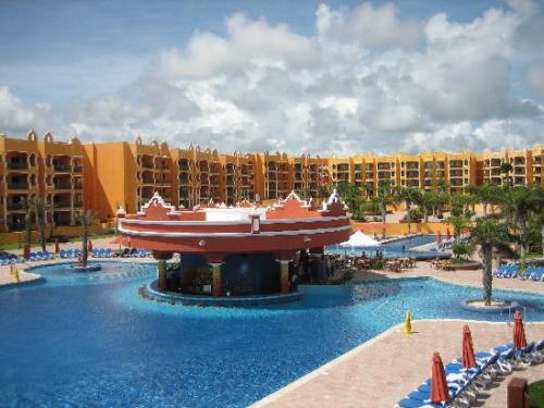 The Royal Haciendas phase I pool