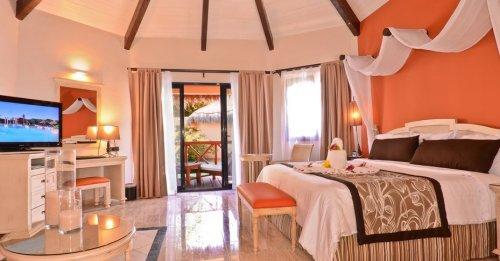 The Royal Suites Yucatan Mayan Suite bedroom