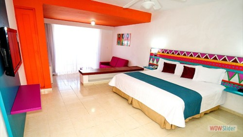 All Ritmo Cancun Resort and Waterpark Jr. Suite
