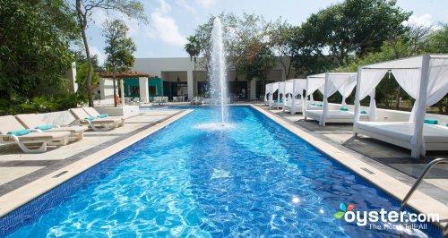 Grand Oasis Tulum Casa Club pool