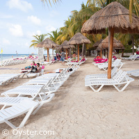 Oasis Palm beach area