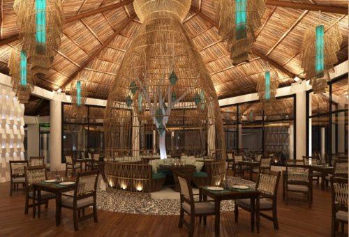 El Dorado Maroma new restaurant