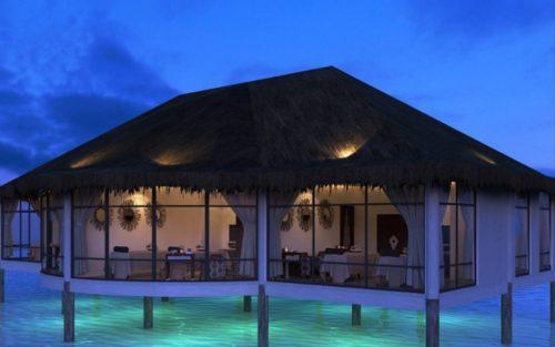 El Dorado Maroma new spa