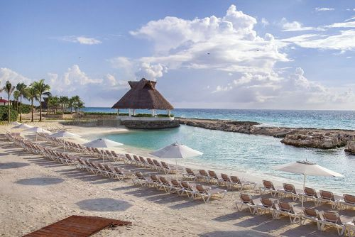 Hard Rock Hotel Riviera Maya cove