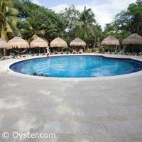 Riu Lupita adults-only pool