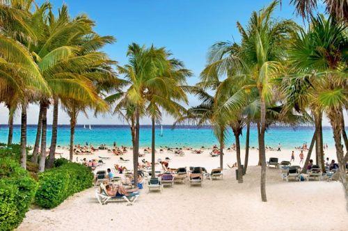 ClubHotel Riu Tequila beach access