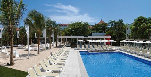 Riu Yucatan Chill-Out Pool