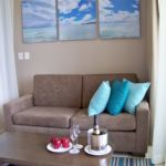 Dreams Playa Mujeres Jr. Suite sofa bed