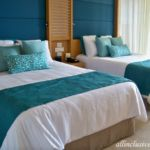 Dreams Playa Mujeres Preferred Club Jr. Suite bedroom