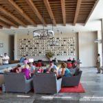 Dreams Playa Mujeres check-in area