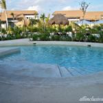 Dreams Playa Mujeres Lazy River entrance