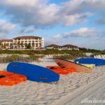 Dreams Playa Mujeres non-motorized water sports at Secrets
