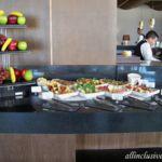 Dreams Playa Mujeres Preferred Club snacks