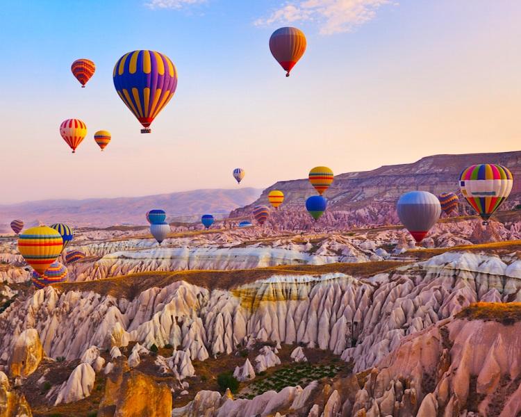All Inclusive Travel » Circuit Turcia – Cappadocia