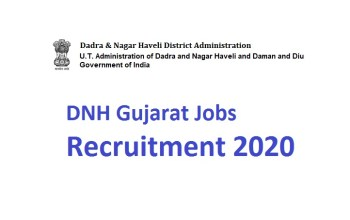 DNH – Assistant Professor Vacancy (Silvassa, Gujarat)