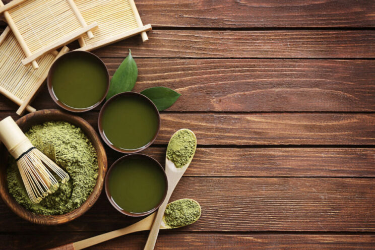 Win with Green: Top Healthy Benefits of Green Tea