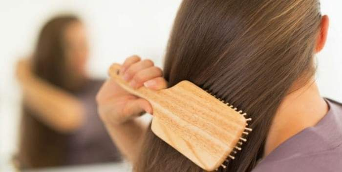 For natural growth of hair