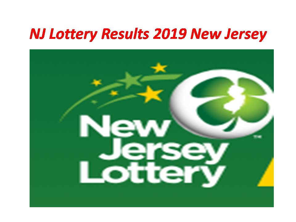 NJ Lottery Results 2019 New Jersey Live Stream 5/25,5/27