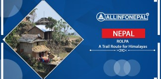 Rolpa || A Trail Route for Himalayas