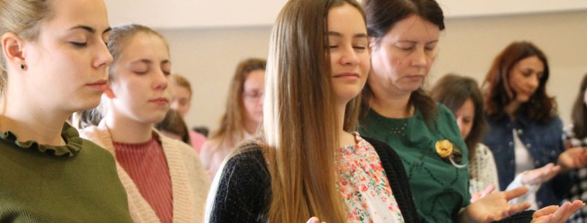 AIM Romania Receive Conference and Hungary Abide Conference 2019 | This One Decision May Change The World