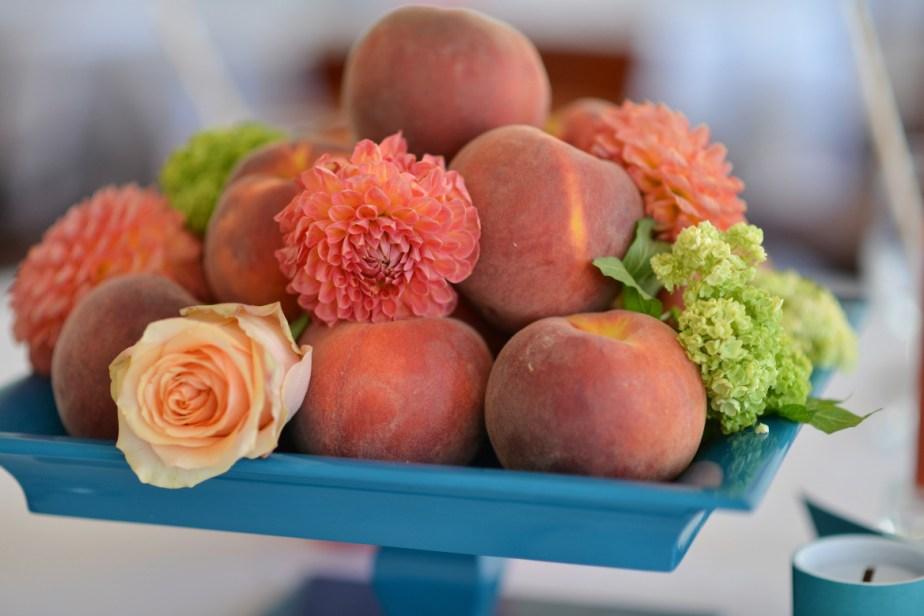 Peach Perfect.