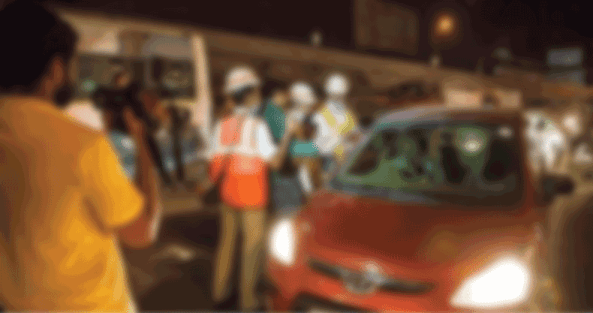Drunk & Drive Process in Hyderabad, Telangana