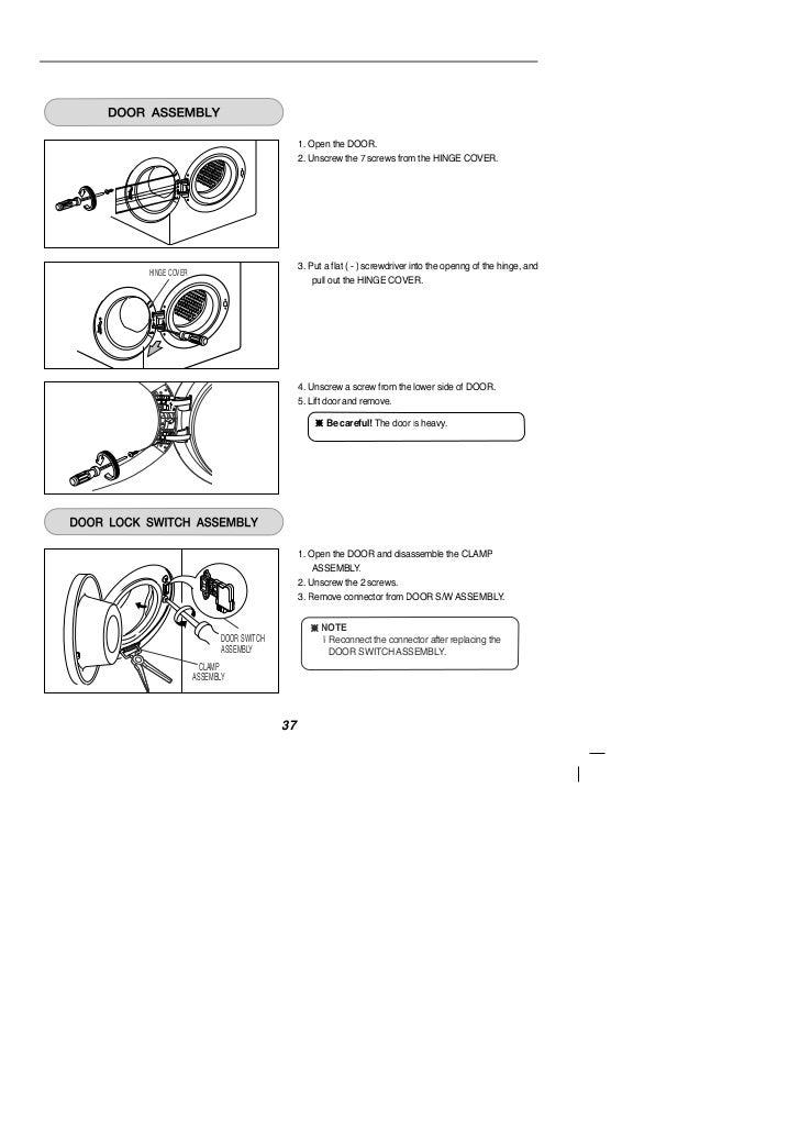 Lg Washing Machine User Guide Pdf