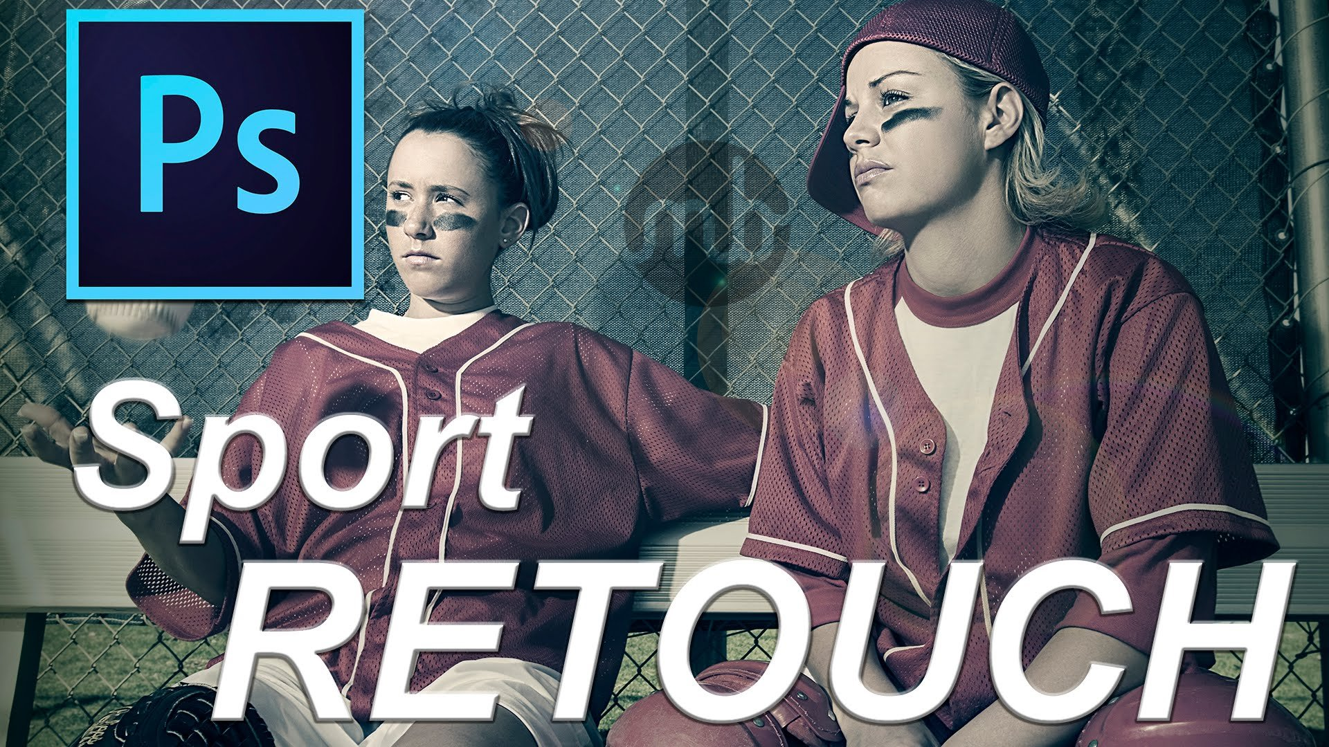 Creative Sport Retouch in Photoshop Tutorial Free