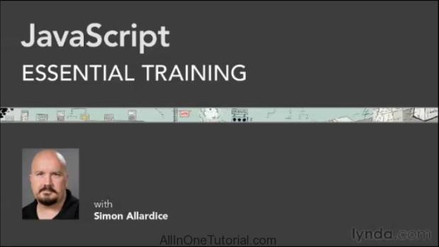 JavaScript Essential Training TM 2