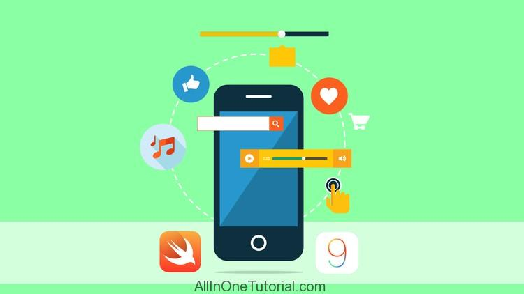 Learn iOS 9 and Swift 2 From Scratch TM (AllInOneTutorial.com)